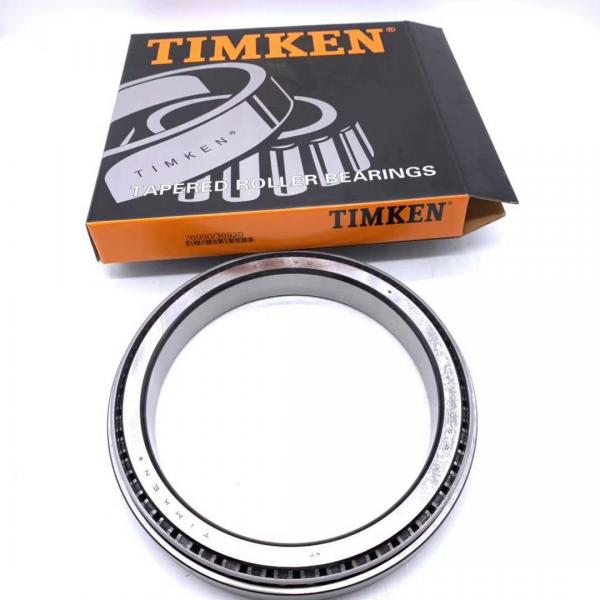 TIMKEN LM522548/ LM522510D FRANCE Bearing 109X159X34 #1 image